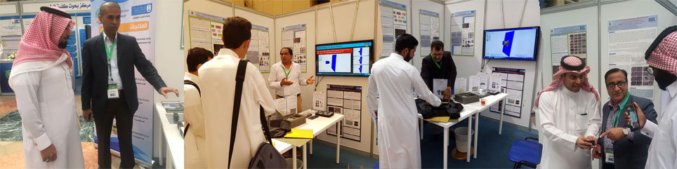 Scientific Research Exhibition (18-22 Feb, 2018) - Center of Excellence for Research in Engineering...